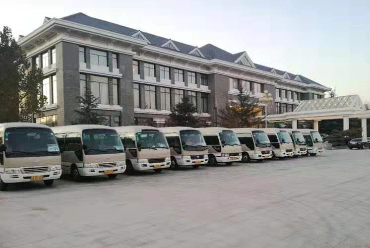 天津旅游车租赁   中型客车