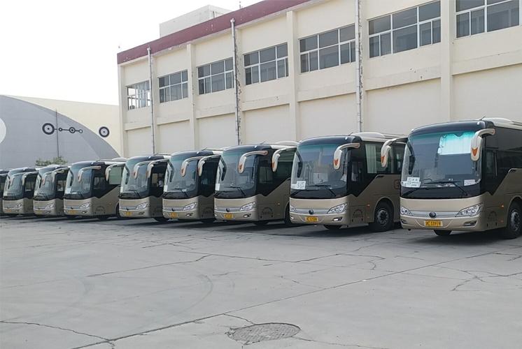 天津旅游车租赁    大型客车